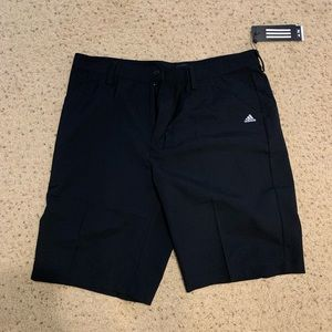 Men's adidas golf shorts